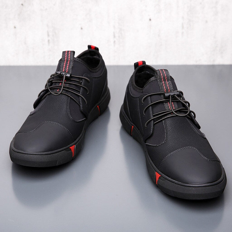 Non-slip Breathable Color Matching Men Sneakers - Tsubo Shoes