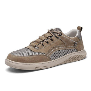 Side Netted Sneakers - Tsubo Shoes