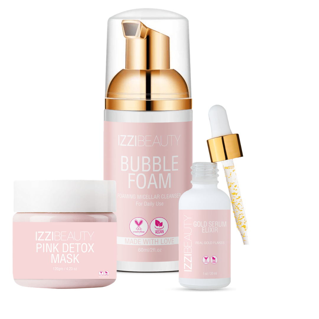 ULTIMATE SKINCARE FAMILY BUNDLE - izzi cosmetics