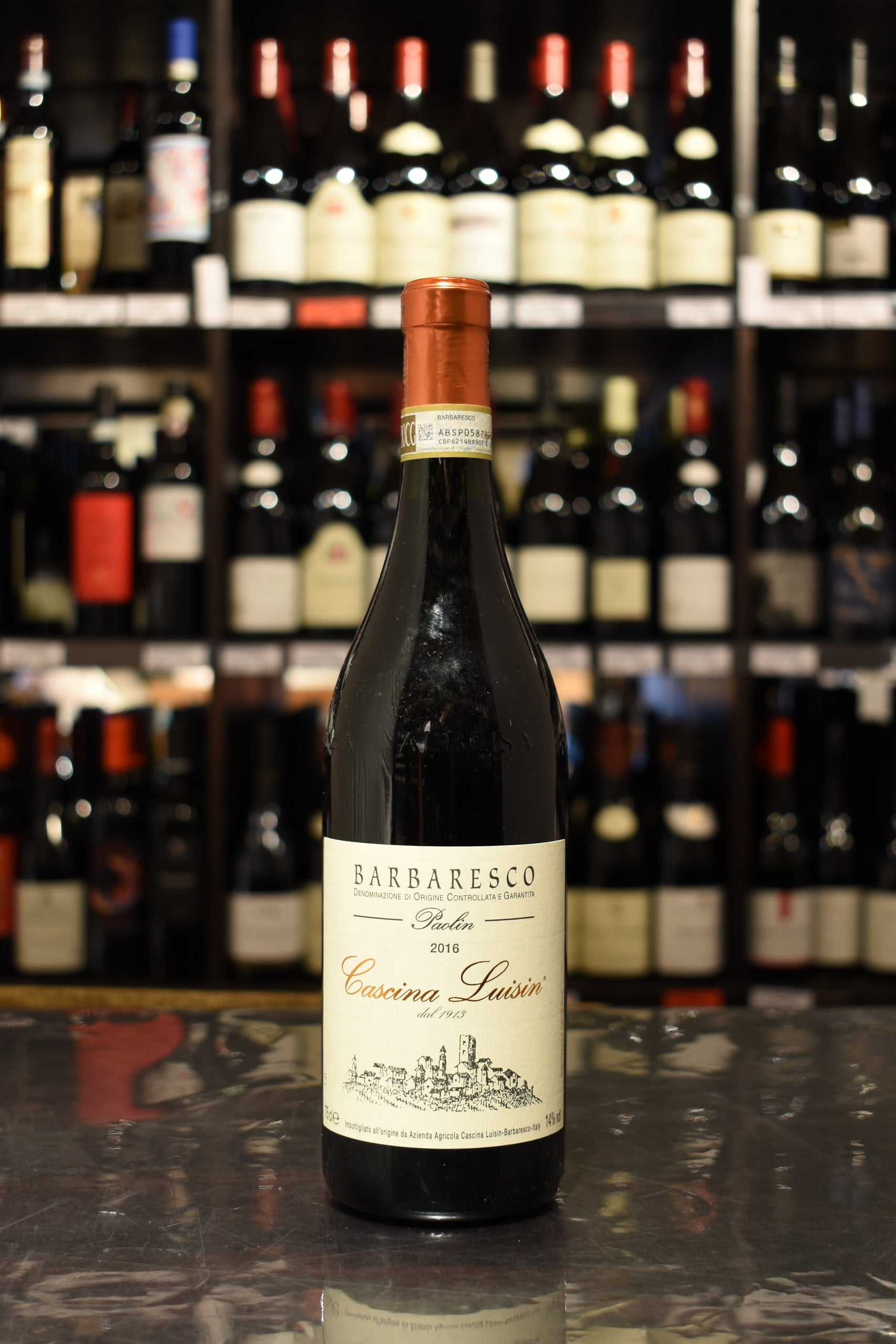 Cascina Luisin 'Paolin' Barbaresco