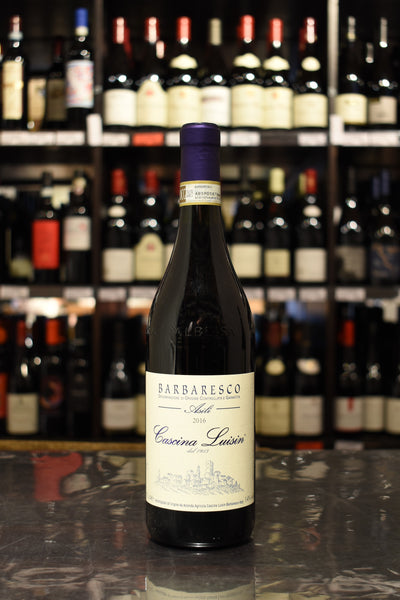 Cascina Luisin 'Asili' Barbaresco