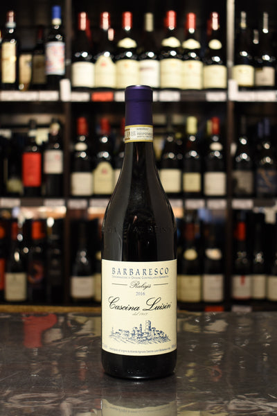 Cascina Luisin 'Rabaja' Barbaresco