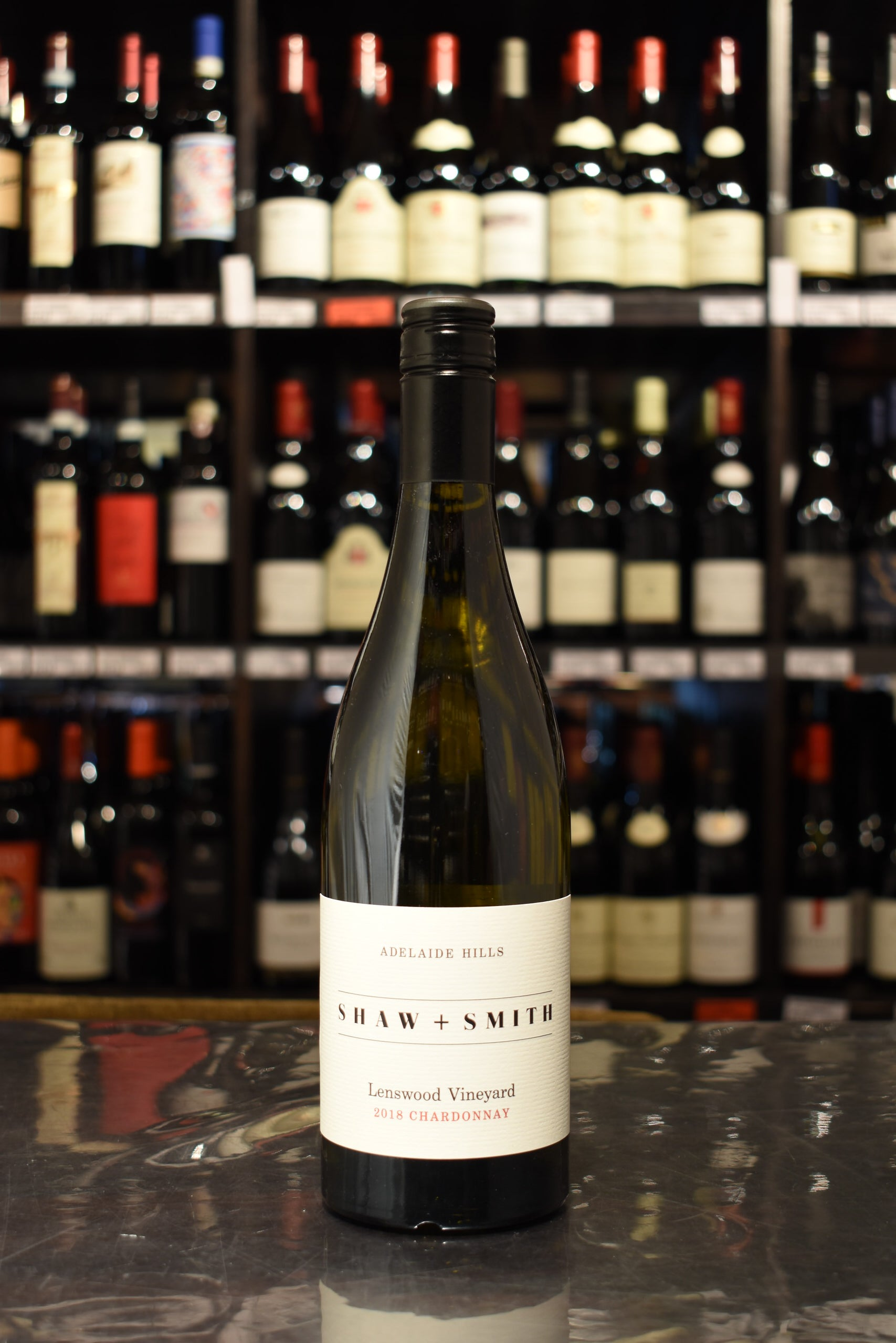 Shaw + Smith 'Lenswood Vineyard' Chardonnay