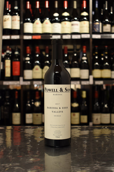 Powell & Sons Shiraz