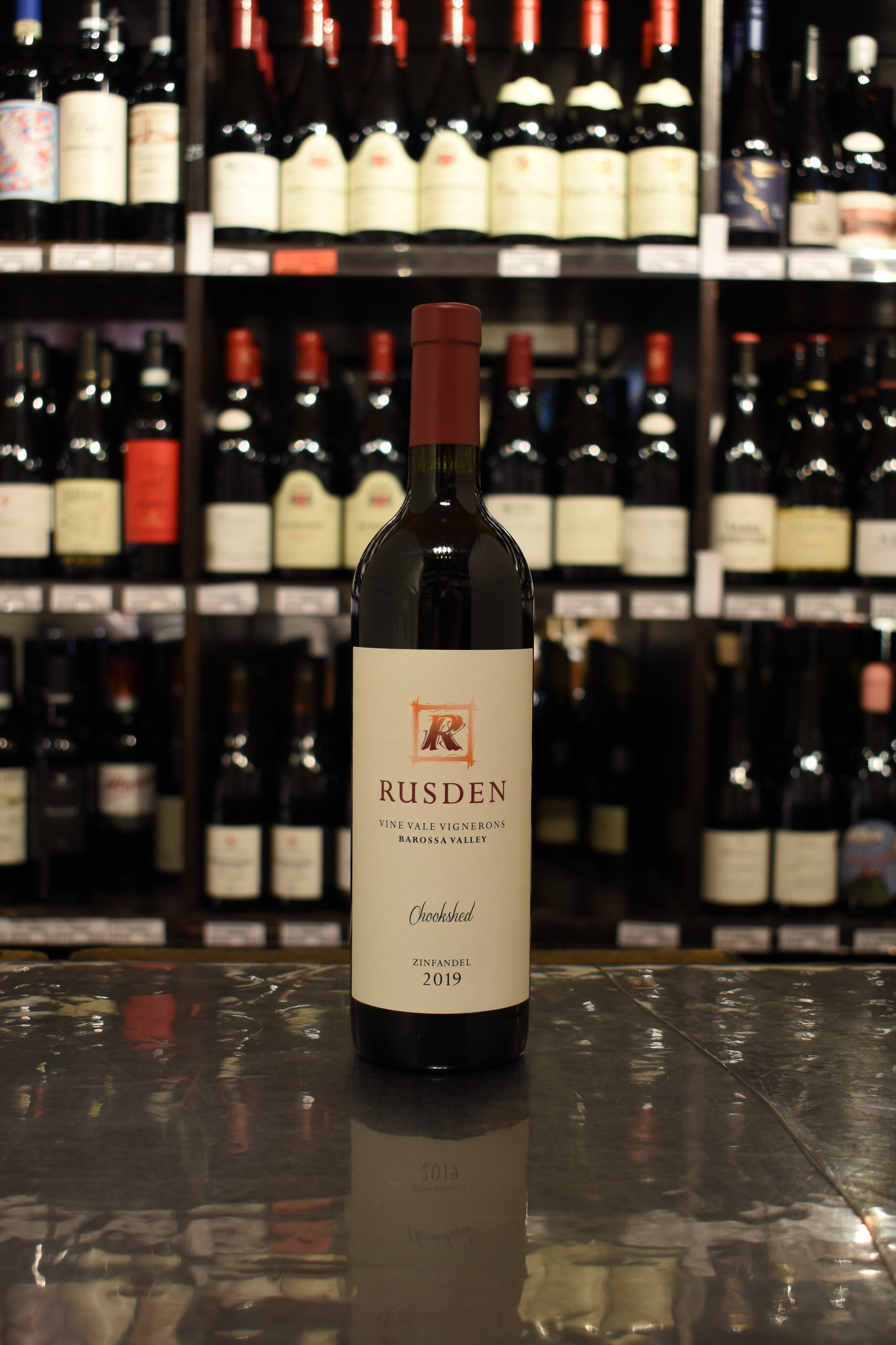 Rusden 'Chookshed' Zinfandel