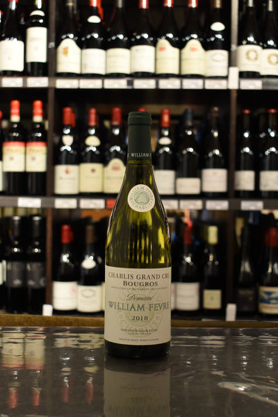 Domaine William Fevre 'Bougros' Chablis Grand Cru