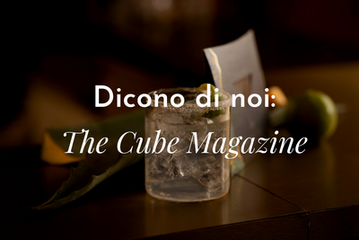 The Cube Magazine e i ready-to-drink di Spirito Cocktails