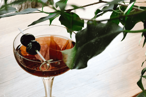 Cocktail da aperitivo: manhattan reverse