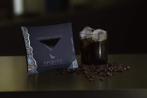 5 single flavor box -ESPRESSO MARTINI