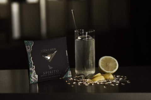 VODKA SOUR - Box 5 monogusto