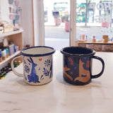 Set à expresso - VINTAGE FOX AND HARE