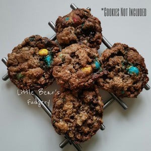Gluten Free M&M and Choc Chip Cookie Mix