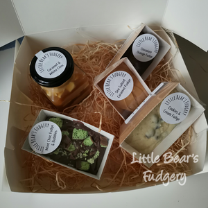 Favourites Gift Box - Little Bear's Fudgery