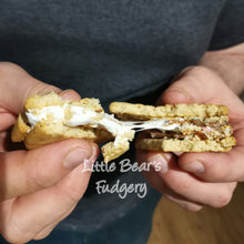 Load image into Gallery viewer, S'mores Kit - Little Bear's Fudgery