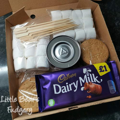 S'mores Kit - Little Bear's Fudgery