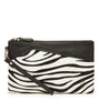 Zebra - Pony Hide & Leather
