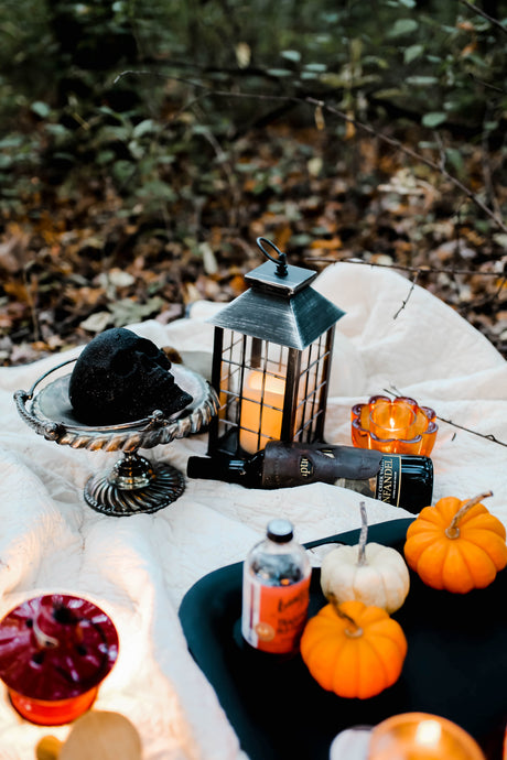 Let's Have a Spooky Fall Picnic- Are you Team Cozy or Team Witchy?