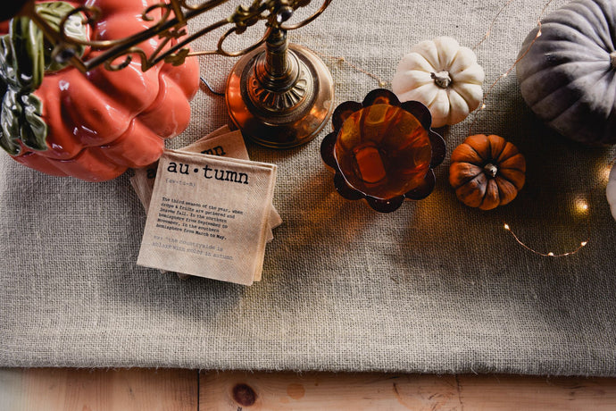 Tips to Create a Cozy Thanksgiving Farmhouse Tablescape from a Former Award-Winning Retailer