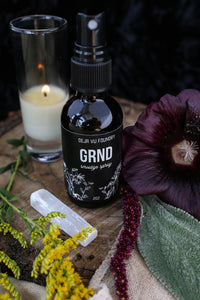 GRND- Grounding Smudge Spray for Introverts
