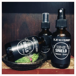 Empath Shield Smudge Spray and Bath Salt Soak Gift Set