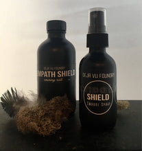 Load image into Gallery viewer, Empath Shield Smudge Spray and Bath Salt Soak Gift Set
