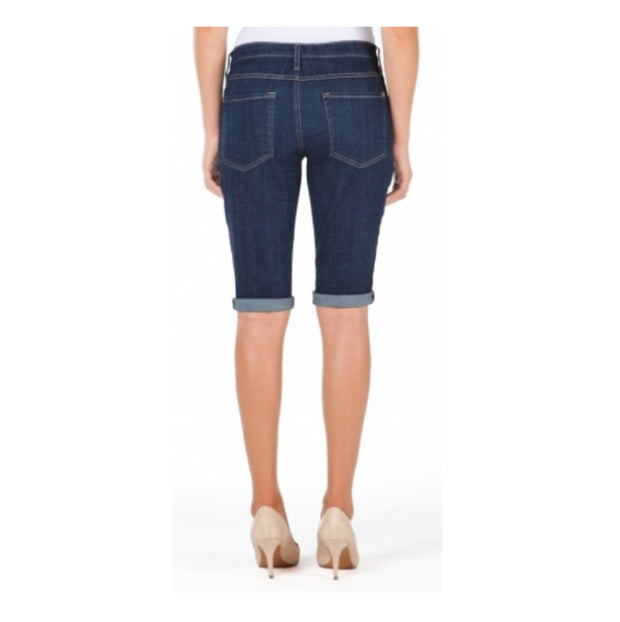Yoga Jeans High Rise Bermuda Shorts
