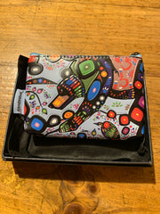 Oscardo First Nations Artist Change / Coin Purse