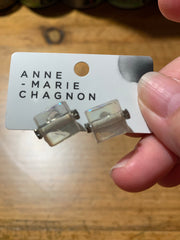 Anne-Marie Chagnon Iridescent Stud Earrings