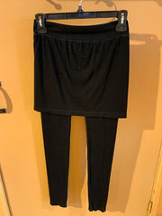 C'est Moi Bamboo Legging with Skirt