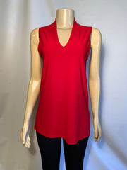 Pretty Woman V Neck Tank Top