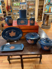 Island Stoneware Pottery Maple Collection Collection