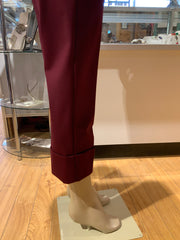 Up! Ladies Cuffed Leg Ankle Pant