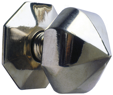 Nickel Octagon Central Pull