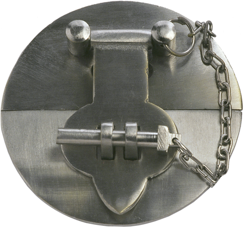 Nickel Chinese Latch (5 sizes)