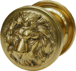 Brass Lion Central Pull