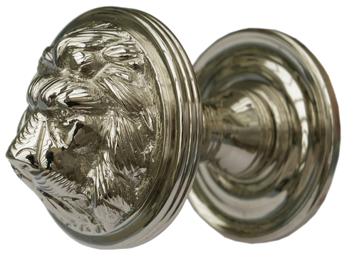 Nickel Lion Central Pull