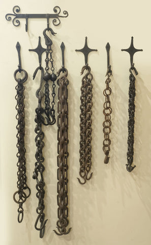 Wrought Iron Chains