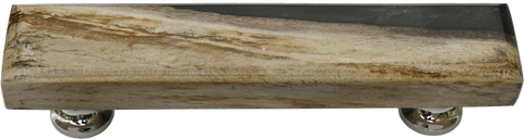Bar Handle Fossilised Wood Large