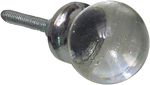 Crystal Globe Knob (3 sizes)