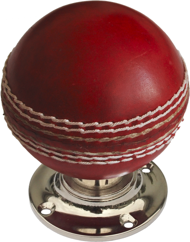 Cricket Ball Turning Handle with Nickel Base