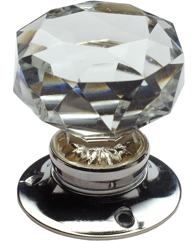 Crystal Star Turning Handle Nickel Base