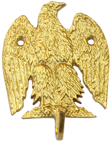 Brass Eagle Hook
