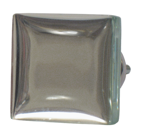 Mirrored Square Cabinet Knob (3 sizes)