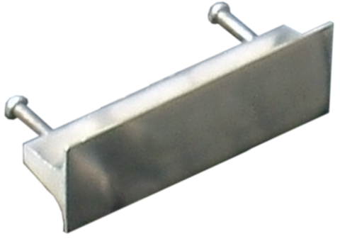 Nickel T-Bar Pull Large
