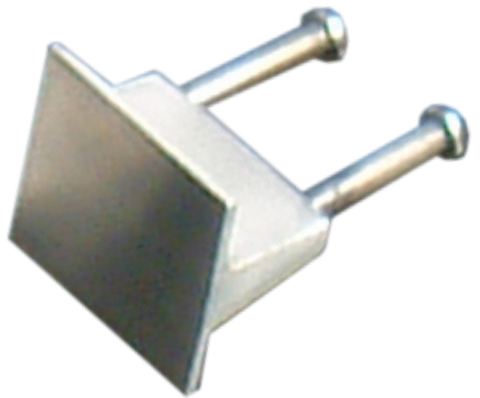 Nickel T-Bar Pull Small