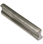 Nickel Rail Handle (3 sizes)