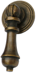 Traditional Tassel Brass Pull (2 sizes)