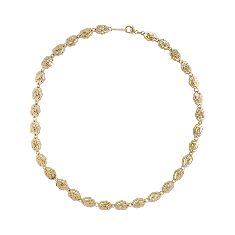Elena Choker Necklace Gold Vermeil - Kay Konecna Studio. Independent jewellery designer based in London. Discover Women's Elena Choker Necklace Gold Vermeil. Visit the official e-store and shop with secure payments and fast worldwide shipping.