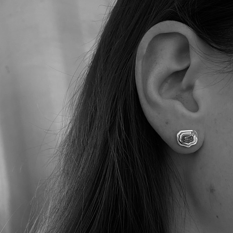 Elena Original Single Stud - Kay Konecna Studio. Independent jewellery designer based in London. Discover Women's Elena Original Single Stud. Visit the official e-store and shop with secure payments and fast worldwide shipping.