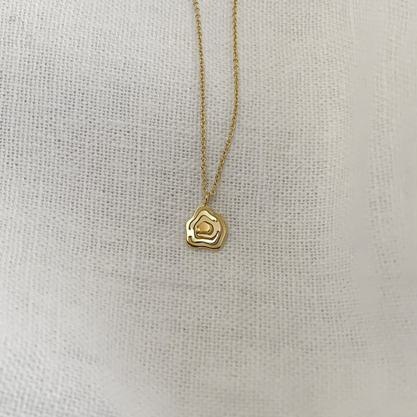 Isami Pendant Gold Vermeil - Kay Konecna Studio. Independent jewellery designer based in London. Discover Women's Isami Pendant Gold Vermeil. Visit the official e-store and shop with secure payments and fast worldwide shipping.